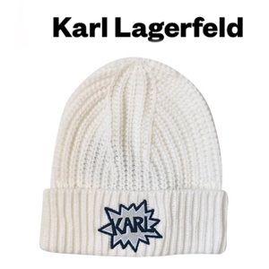 Karl Lagerfeld  Warm Beanie 💎